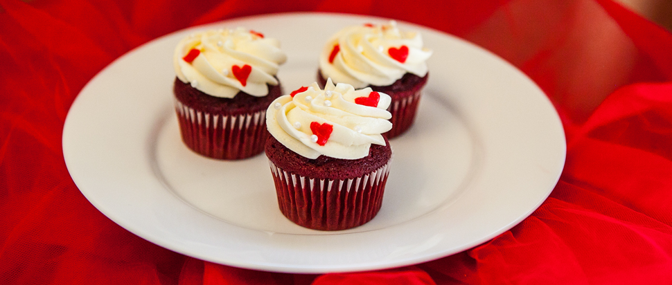 Red Velvet Birthday Cupcakes Recipes — Dishmaps